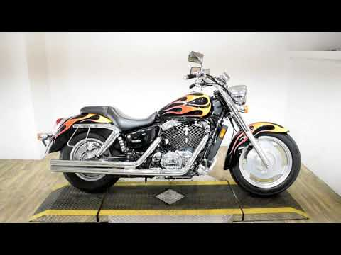 2007 Honda Shadow Sabre™ in Wauconda, Illinois - Video 1