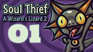 Soul Thief (A Wizard's Lizard 2) #1 - Possession Obsession
