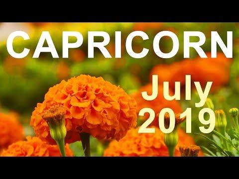 CAPRICORN JULY 2019 'GOOD FORTUNE! HIDDEN BLESSINGS' Capricorn July