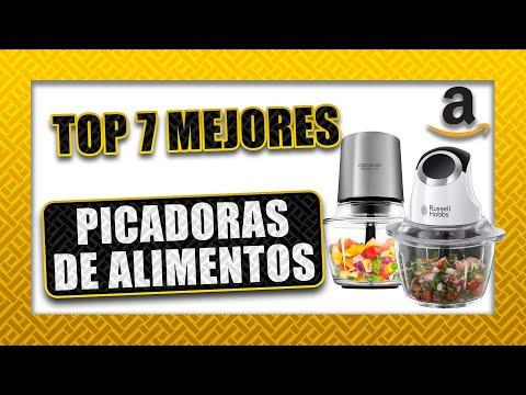 🍅 Top 7 ► Mejor #PICADORA ELÉCTRICA de Amazon en 2020 🥬