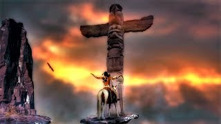 Native American Indian Flute Music - Shamanic Music. Spiritual Vocal.
