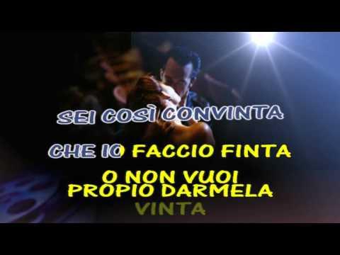 , title : 'Gianluca Grignani Vuoi vedere che ti amo karaoke con testo sincronizzato'
