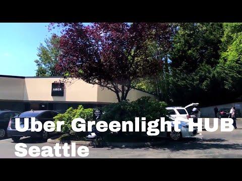 🚗 🚕   Uber Seattle Office