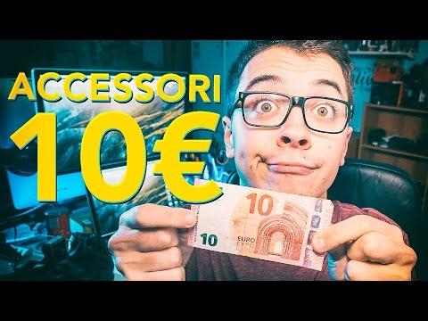ACCESSORI FOTO e VIDEO a 10€!