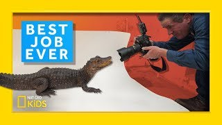 Wildlife Photographer: Joel Sartore | Best Job Ever