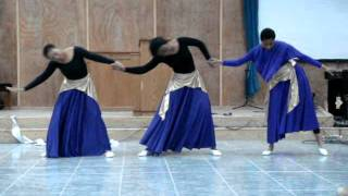 """STEPS OF FAITH performs """"There is a King In You"""""""
