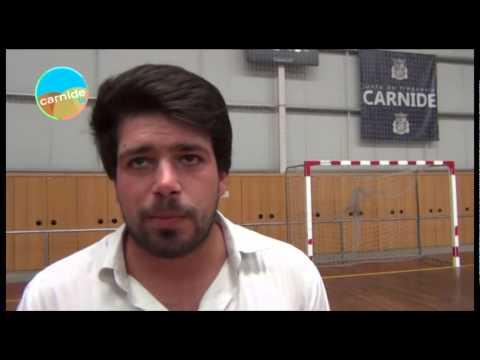 Ep. 246 - Investimento no Desporto - Novo Painel no Pavilhão do Bairro Padre Cruz
