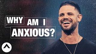 Why Am I Anxious? | Bars & Battles | Pastor Steven Furtick