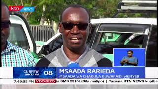 Mbunge Otiende Amollo na Bozek Langát watoa msaada kwa wananchi