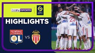 Olympique Lyon 2-0 AS Monaco Pekan 10