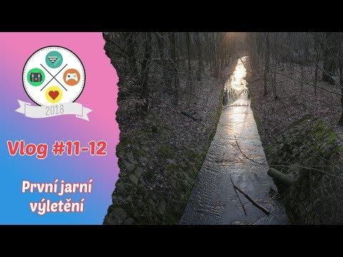 Vlog #11 - 12: První jarní výletění