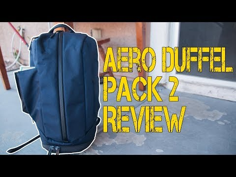 Great Everyday/Gym/Travel Backpack! – Aer Duffel Pack 2 Review