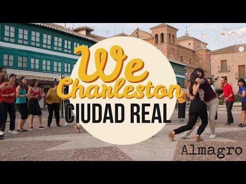 Descubre Almagro como nunca la habías visto, de la mano de Swing Ciudad Real en este nuevo vídeo We Charlestón, con baile y swing. Ya disponible en Youtube y Facebook @FestivalSwingCiudadReal