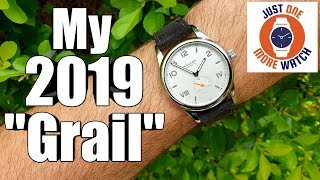 My 2019 'Grail' Watch - Nomos Club Campus 38