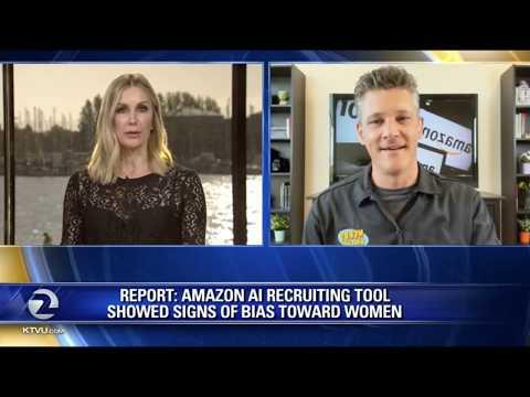 Amazon's Sexist Recruitment AI