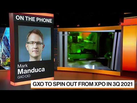 Bloomberg Interview: Mark Manduca