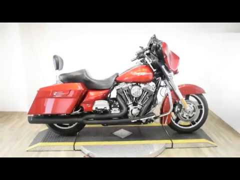 2013 Harley-Davidson Street Glide® in Wauconda, Illinois