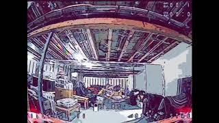 Emax Tinyhawk 2 - indoor fpv - exploring the tiny holes