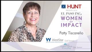 Hunt presents El Paso Inc.'s 2016 Women of Impact
