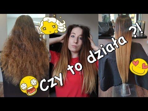 Olej arganowy dla metody stosowania włosów