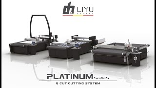 Mesa Plana de Corte Liyu Platinum Q Cut