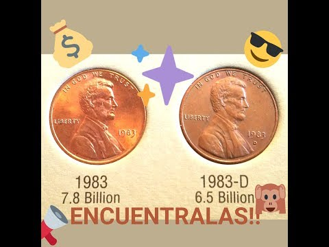 Do You Have A 1983-D Penny? If So, Then You Might Have The Rare 1983