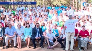 Идеи участников «Губернаторской школы» оценили глава АСИ и губернатор Новгородской области