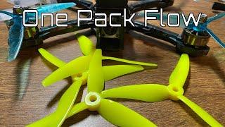 One Pack Flow   Fpv Freestyle   Impulse RC Apex   6s Flow Motors   DJI FPV   Hero 8   Gemfan 51466