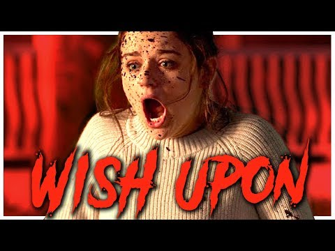 Wish Upon – The Worst Horror Movies