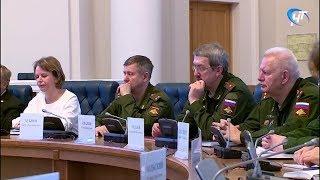 Первого апреля в Новгородской области стартует весенняя призывная кампания