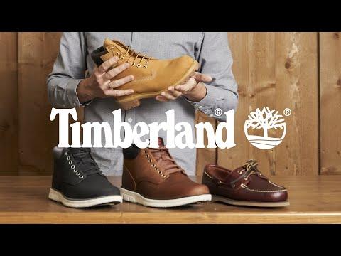 Vorgestellt: Die Schuhe der Marke Timberland