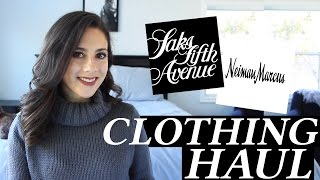 Haul: Saks Fifth Ave, Neiman Marcus, Last Call, and Lord and Taylor featuring ShopRunner
