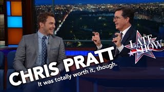 Acting In The 'Strangers With Candy' Movie Cost Chris Pratt $3,000