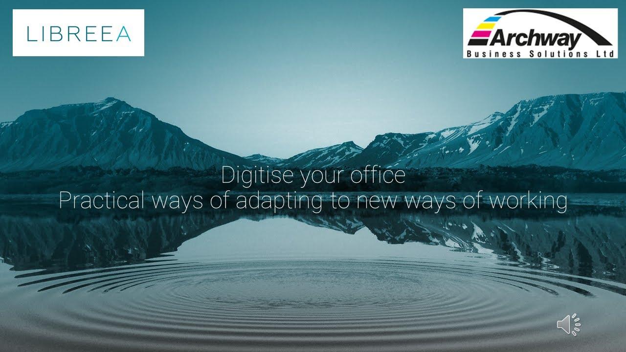 Digitising your office