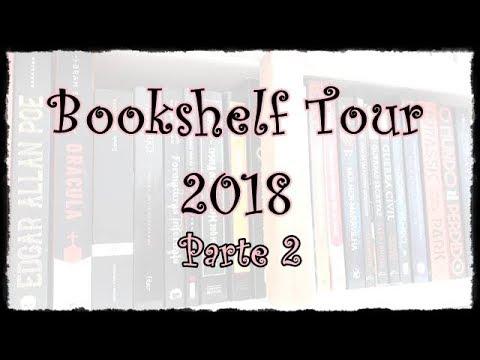 Bookshelf Tour 2018: Parte 2 | VEDA #19 | Um Livro e Só