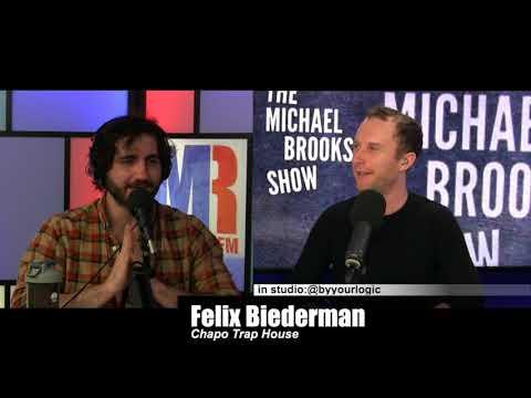Felix Biederman of Chapo Talks Gaming, Twitch (TMBS 42)