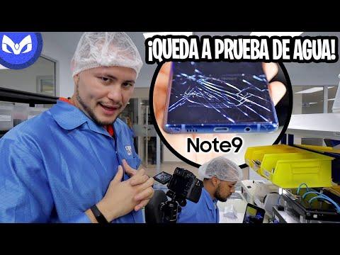 Galaxy Note 9 DESTROZADO - REPARADO CON CERTIFICADO IP68 COMO NUEVO!!!!!!!