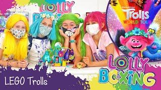 Lollyboxing 52 - LEGO Trolls: Světové Turné