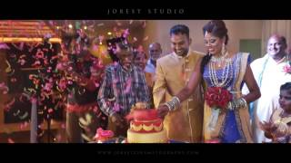 Thiru + Kasturi - Cinematic Reception Highlight by Jobest