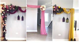 DIY- Chicken Wire Backdrops Diy- Wedding Arch