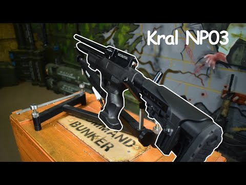 Kral NP03 Air Rifle