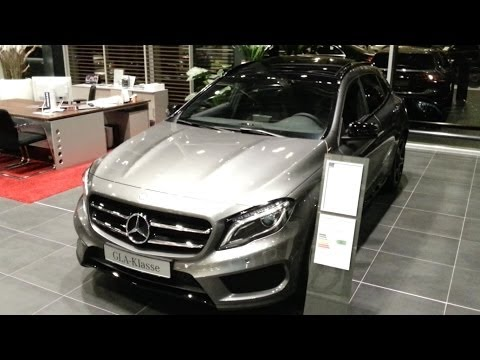 Mercedes-Benz GLA 2015 In depth review