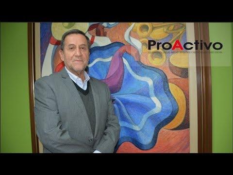 Dr. Miguel Cardozo sobre Perumin 2019