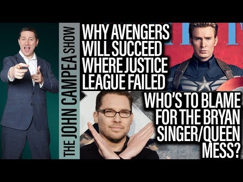 Why Avengers Infinity War Will Succeed Where Justice League Failed – The John Campea Show