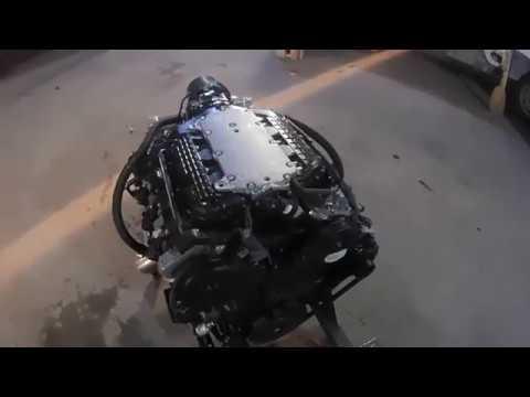 Двигатель HONDA J30A для установки на катер