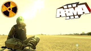 АДМИН вызвал радиационное облако! Реакция игроков и действия МЧС! - ArmA 3 Altis Life