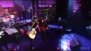 John Fogerty - Mystic Highway (live on David Letterman)