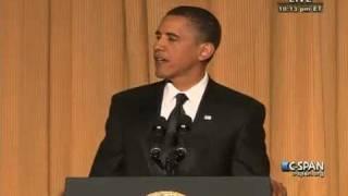 President Obama Remarks at 2010 White House Correspondents