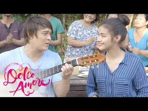 """Dolce Amore OST """"Your Love"""" Music Video by Juris"""