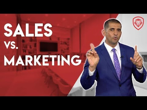 Sales vs Marketing: Which is More Important?